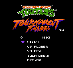 【Title】激龟快打(盗版)_Teenage Mutant Ninja Turtles - Tournament Fighters (U) [p1].png