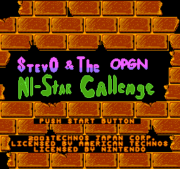 【Title】热血新记录(改版)_StevO 'N The OPGn - All Star Challenge (Crash 'n the Boys Hack).png