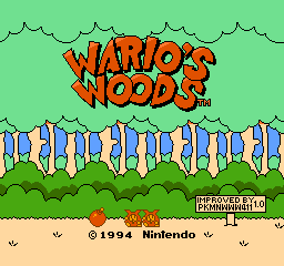 【Title】瓦里奥森林(改版)_Wario's Woods Improved by PKMNwww411 (Hack).png