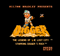 【Title】矿工-失落的城市(盗版)_Digger - The Legend of the Lost City (U) [p1].png