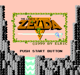 【标题】萨尔达传说1(改版2)_The Legend of Zelda - by Elric (Hack).png