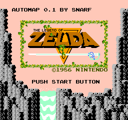 【标题】萨尔达传说1(改版4)_The Legend of Zelda - Automap v0.1 (Hack).png