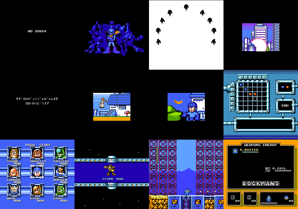 【Going】洛克人5_Rockman 5 - Blues no Wana!_2.png