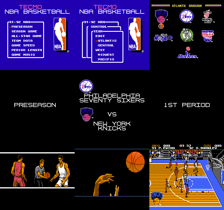 特库摩NBA篮球_Tecmo NBA Basketball_2.png