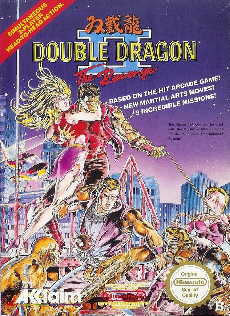 Double Dragon Ii The Revenge Details Game Fc Gallery
