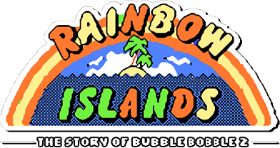 【GameLogo】Rainbow Islands - The Story of Bubble Bobble 2 (Europe).png