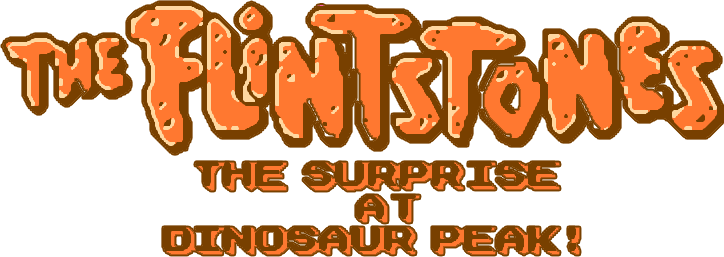 【GameLogo】The Flintstones - The Surprise at Dinosaur Peak (World) (2).png