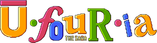 【游戏Logo】Ufouria - The Saga (USA, Europe).png