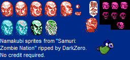 【Sprite】暴坊天狗_Playable Characters_Namakubi (USA).png