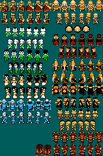 【Sprite】最游记之唐三藏_Miscellaneous_Overworld Characters.png